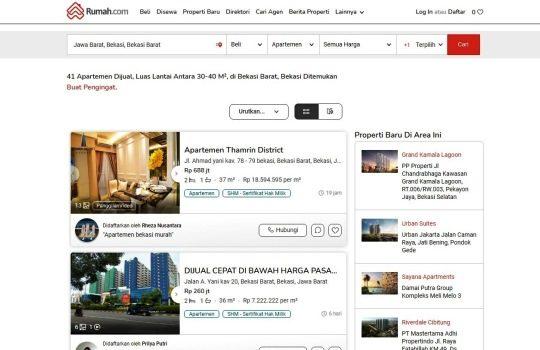 Tips Membeli Apartemen untuk Pemula agar Sesuai Kebutuhan dan Tidak Kecewa