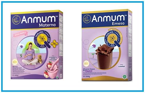 Produk Susu Anmum untuk Kehamilan